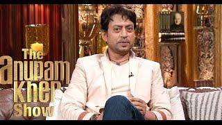 Irfan Khan - The Anupam Kher Show - Season 2 - 30th August 2015