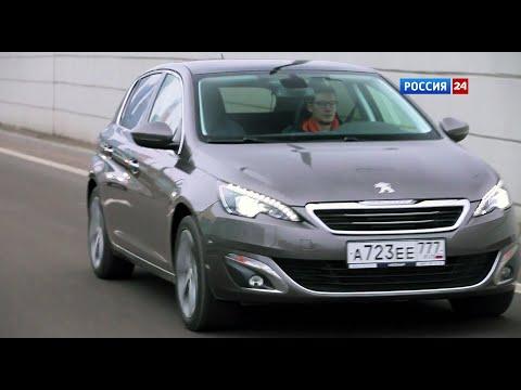 Тест-драйв Peugeot 308 2014 // АвтоВести 189