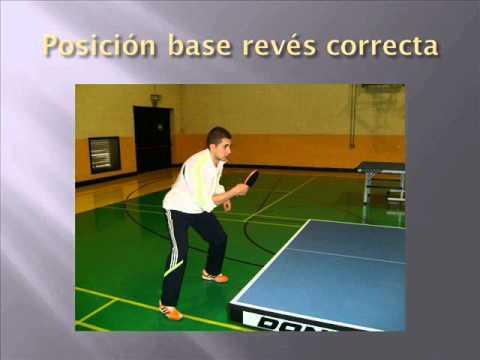 Tenis De Mesa. Aprendizaje Básico
