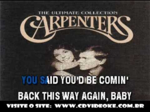 Carpenters, The   Superstar