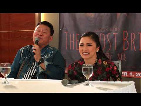 Kim Chui | Chito Roño | The Ghost Bride Bloggers' Conference