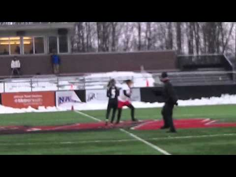 Womens lacrosse vs Lourdes University