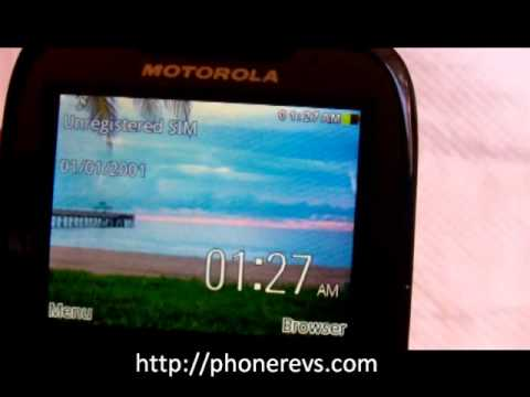 Tracfone Motorola EX431g Review