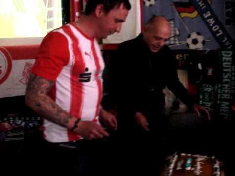 Geburtstag von Marcel In La Strada Cala Ratjada Mallorca /0512/2010