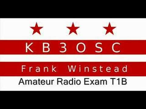 Amateur Radio Technician Exam Prep T1B