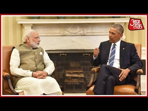 Narendra Modi Meets Barack Obama: Taking Bilateral Ties To New Heights