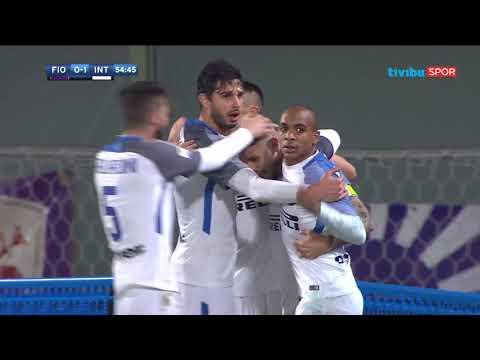 Serie A 20. Hafta | Fiorentina 1-1 Inter Maç Özeti