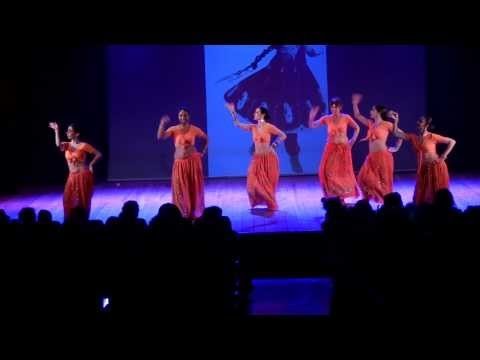 BOLLYWOOD DANCE- Veronica Aishantis students - PRINCIPIANTI-...