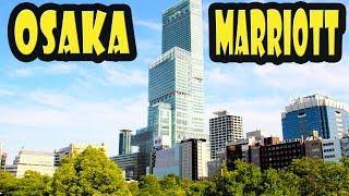 Osaka Marriott Miyako Hotel DETAILED Review