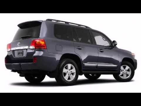 2013 Toyota Land Cruiser Video
