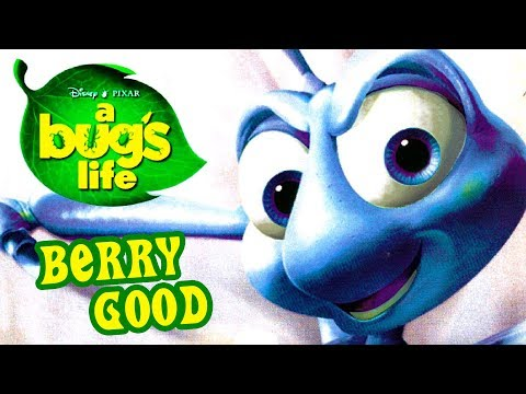 A Bug's life: Action Game - Review