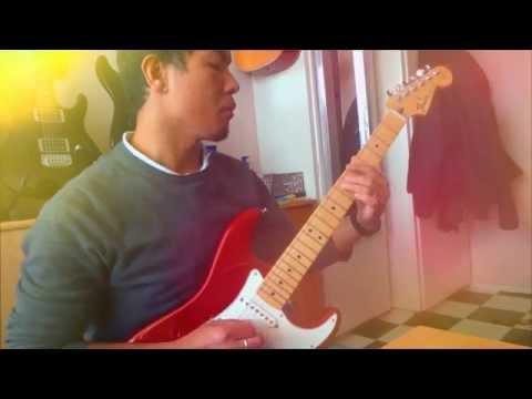 Bayangan by Ucamp - Guitar Solo