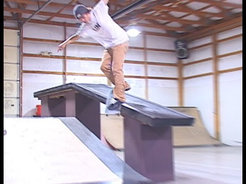 All I Need skateboards and 9to5 apparel - Charmcity skatepark - Part 1