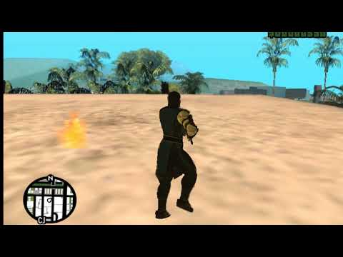 Rueda de Arma de Gta 5 Ultima version para Gta San Andreas 2014