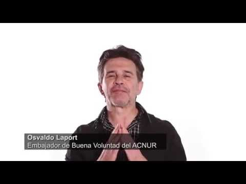 Osvaldo Laport felicita a las Mariposas, ganadoras del Premio Nansen 2014