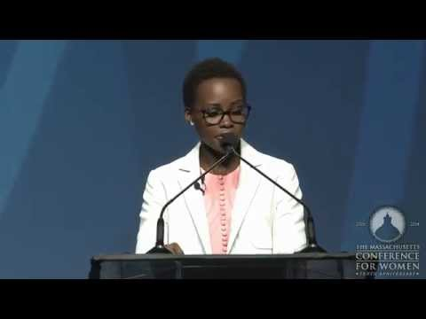 Massachusetts Conference for Women 2014 Keynote - Lupita Nyong'o