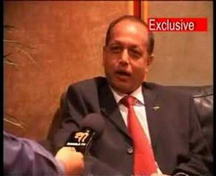 Bulbul Hasan interviewed Moeen U. Ahmed, the Chief of Army