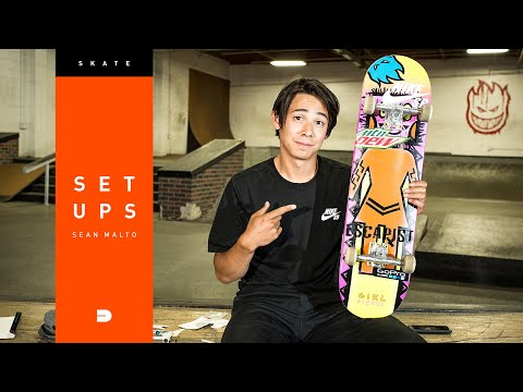 Setups: Sean Malto's Reliable Skateboard Gear