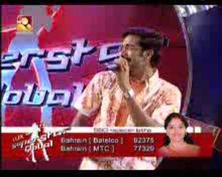 Ratheesh & Latha - Karale karalinte karale on SSG Amrita TV