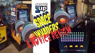 Arcade 1up Space Invaders - A Novice Review Worth $300?!
