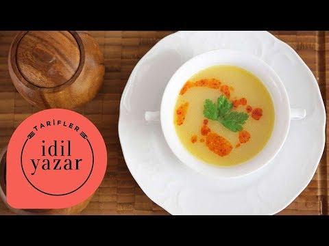 Un Çorbası Nasıl Yapılır ? - İdil Tatari - Yemek Tarifleri
