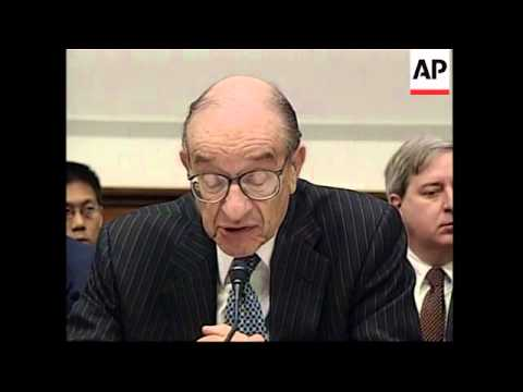 Fed chairman comments on economy post war
