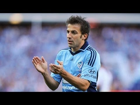 Alessandro Del Piero - The Show Goes On | All Goals HD 2013