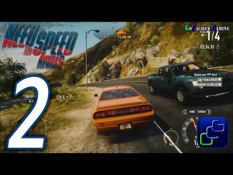 Need For Speed: Rivals Walkthrough - Part 2 - RACER Chapter 1: Ignition
