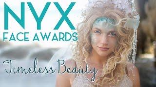 Ocean Makeup tutorial | NYX Face Awards 2015 Top 30