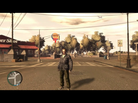 GTA 4 el inframundo y demas gilipolleces loquendo HD