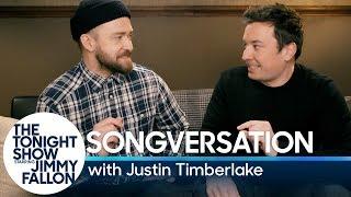 Download Lagu Songversation with Justin Timberlake Gratis STAFABAND