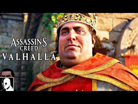 Assassins Creed Valhalla Belagerung von PARIS Gameplay Deutsch #13 - FRIEDEN mit dem KÖNIG?