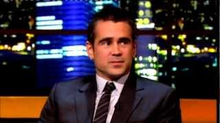 """Colin Farrell"" The Jonathan Ross Show Series 3 Ep 01. August 18, 2012 Part 3/6"