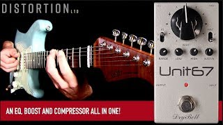 DryBell: Unit67 - Booster, EQ, Rangemaster & 1176-style Compressor