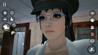 Giantess VR: Lucid Dreams | Android Game Movie Crush
