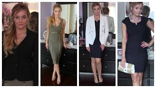 Day to Night FALL FASHION LOOKBOOK - Office Job Outfits!