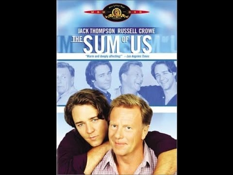The Sum Of Us - Russell Crowe [FULL MOVIE] 1994