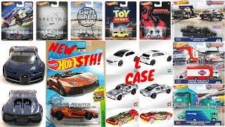 Hot Wheels 2019 Super Treasure Hunt, Team Transport, Premium Set, Bugatti,... Hot Wheels News!!!