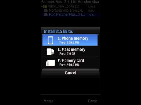 Nokia 701 Hack Symbian Belle