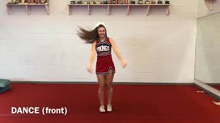 2019-2020 FWBHS CHEER TRYOUTS