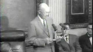 Eisenhower & Khrushchev, New Diplomacy 1959/8/3