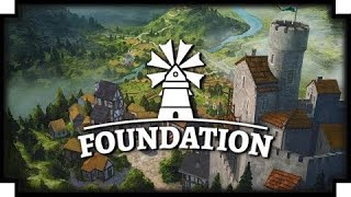 Foundation - Medieval City Builder [Steam Release]