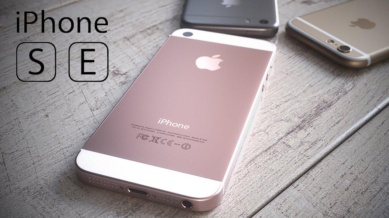 iPhone SE Rumors: A Cheap iPhone?