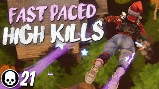 QUICK 21 KILL WIN! Full Solo Gameplay (Fortnite Battle Royale)