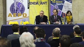 Arranca el Congreso Nacional de la Prensa Deportiva