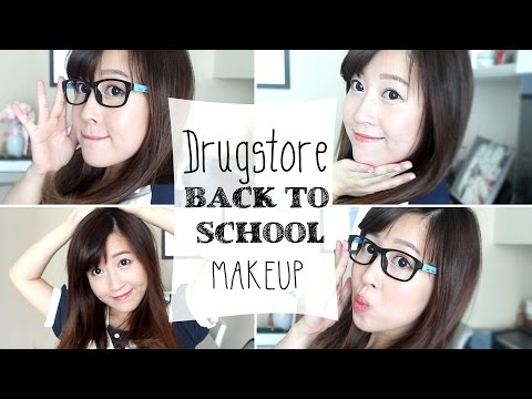 Drugstore Back to School Makeup