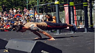 STREET WORKOUT WORLD CHAMPIONSHIP 2016 MOSCOW