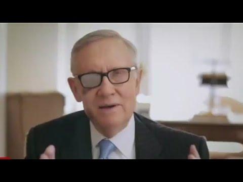 Senator Harry Reid won't seek re-election