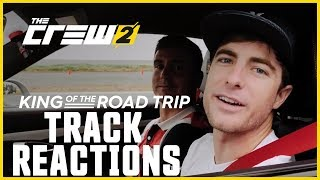 The Crew 2: LIVESTREAM - King of the Road Trip - ThatDudeinBlue Track Reaction | Ubisoft [NA]