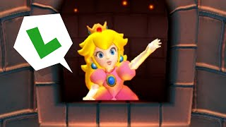 New Super Luigi U Deluxe 100% Walkthrough - World 8 - Peach's Castle